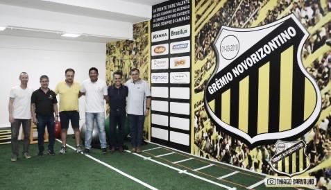 Novorizontino ganha academia com parceria de investidor