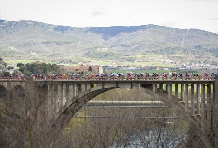 Ciclismo - Volta a Catalunya: volata vincente per Bouhanni nella quarta tappa