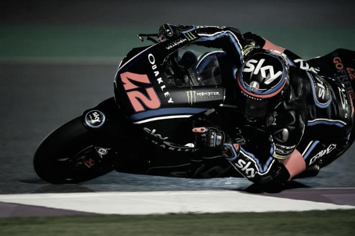 Moto2, Gp Qatar: Luthi sfreccia nelle prime libere