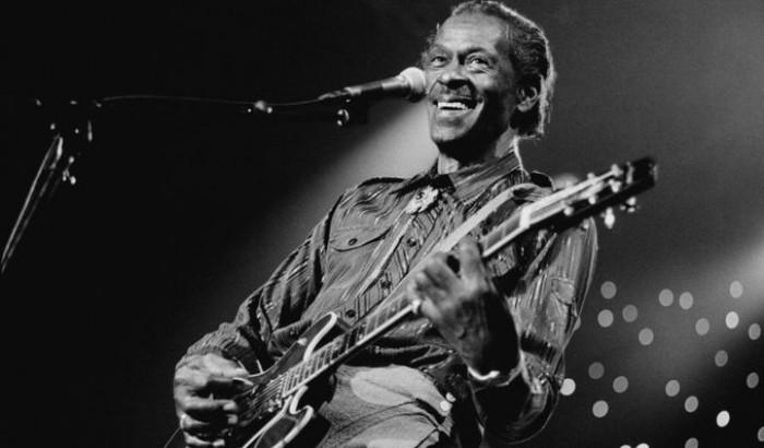 Muere Chuck Berry a los 90 años