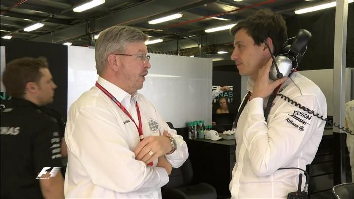 """F1 - Ross Brawn ai fan: """"Perchè volete i vecchi motori?"""""""
