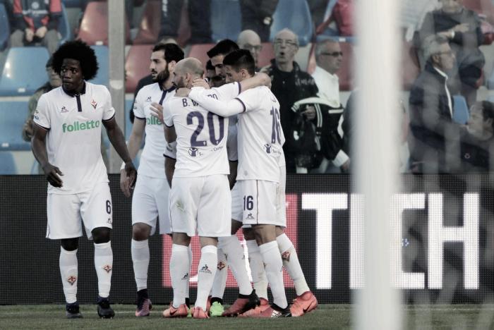 Fiorentina, le ultime: ancora lavoro differenziato per Bernardeschi, out contro il Bologna
