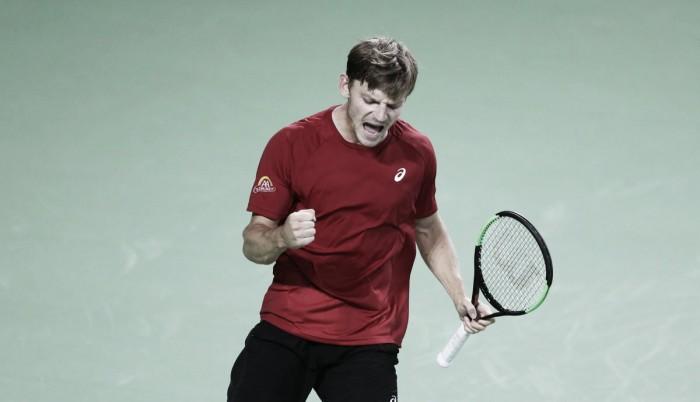 Coppa Davis 2017 - Goffin spegne le speranze azzurre, Belgio in semifinale