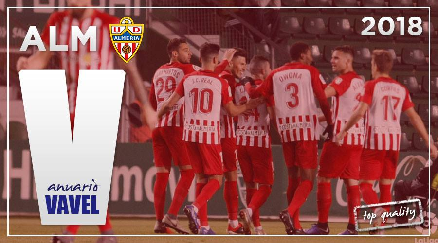 Anuario VAVEL UD Almería 2018: empezar mal, acabar muy bien
