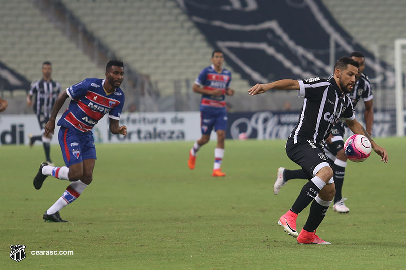 Resultado e gols Fortaleza x Ceará AO VIVO hoje pela FINAL (2-0)