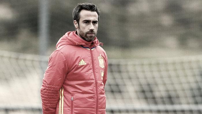 """Jorge Vilda: """"Nuestro objetivo es estar entre las diez mejores selecciones del mundo"""""""