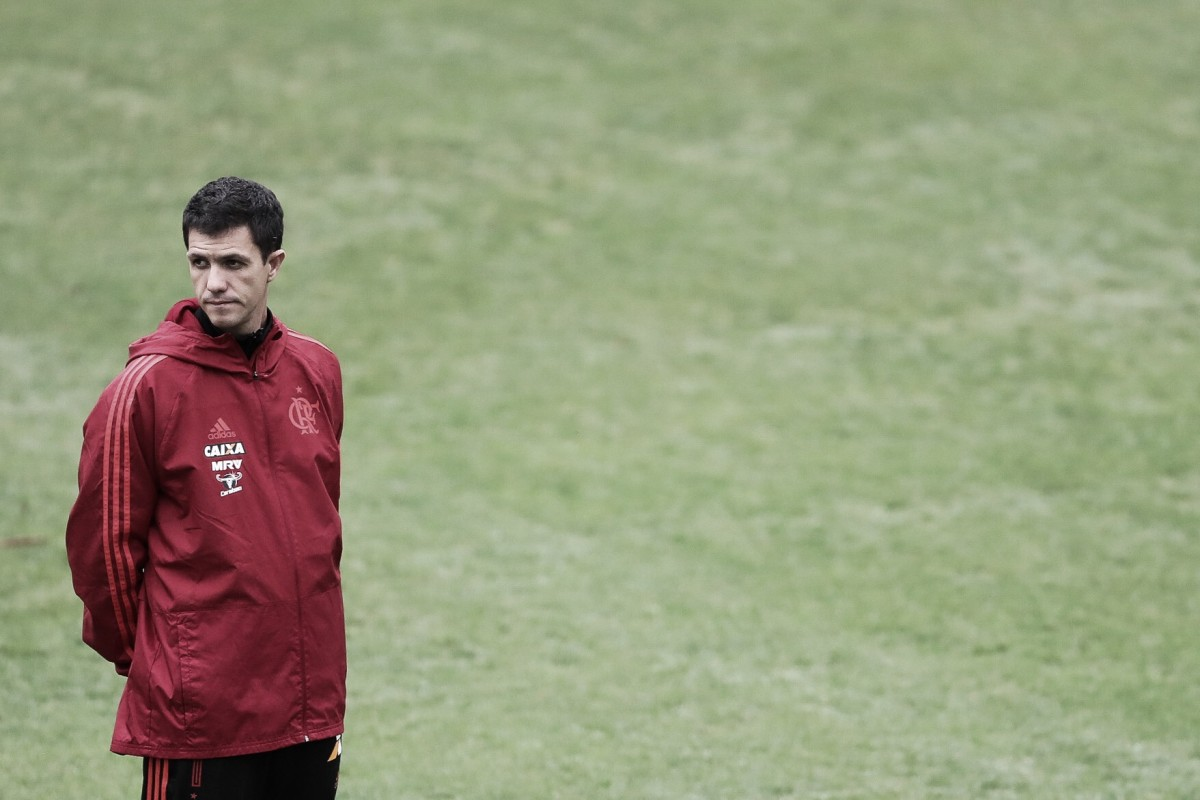"""Barbieri projeta caminho para o Flamengo passar pelo Cruzeiro: """"Tirá-los da zona de conforto"""""""