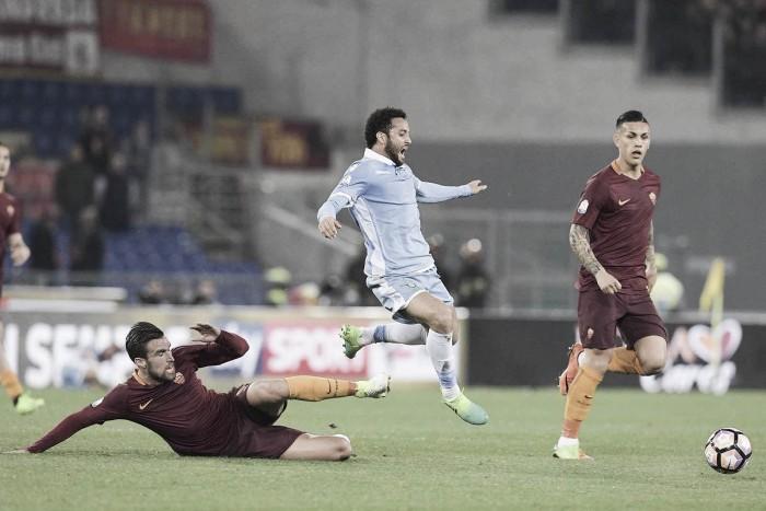Coppa Italia 2016/17: la Roma le prova tutte e vince 3-2 ma a passare è la Lazio