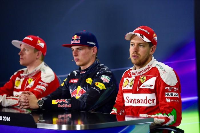 F1 - GP Cina, Verstappen vuole rifarsi, sperando nella pioggia