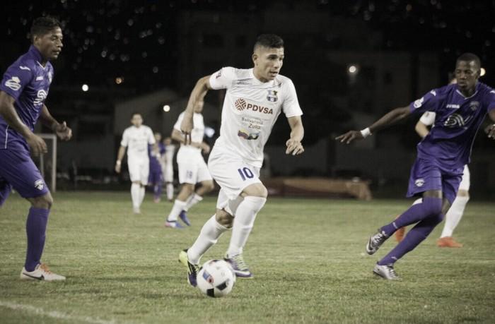 Metropolitanos frenó al Zulia FC