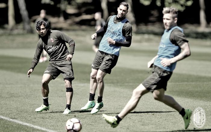 Milan, prosegue il lavoro verso l'Empoli: oggi a Milanello focus sul possesso palla e tattica