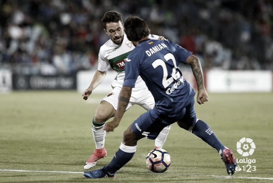 Getafe CF vs Elche CF/ Foto: LaLiga