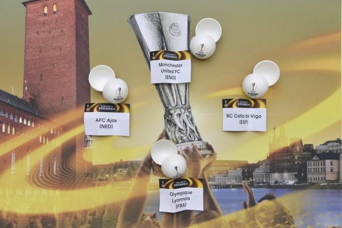 Europa League, ostacolo Lione per l'Ajax