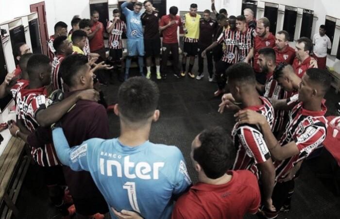 Invicto, São Paulo encara Chapecoense na segunda fase da Copinha