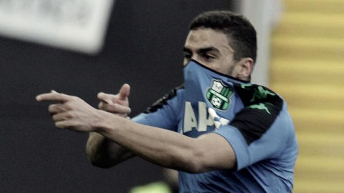 """Sassuolo, Defrel è sempre più """"bandito"""""""