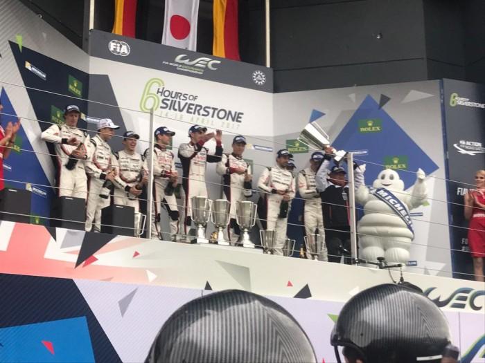 Si è aperto ieri a Silverstone il FIA WEC con la Toyota che ha prevalso nel duello contro la Porsche