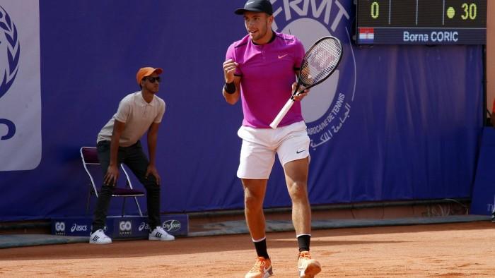 ATP Marrakech - Finalmente Quinzi, oggi in campo Lorenzi