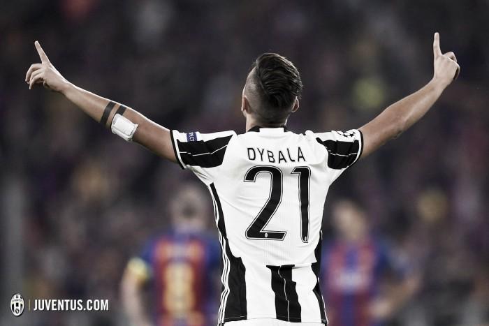 """Juve, Dybala nel post gara a Premium: """"Contenti del risultato, importante non prendere gol"""""""