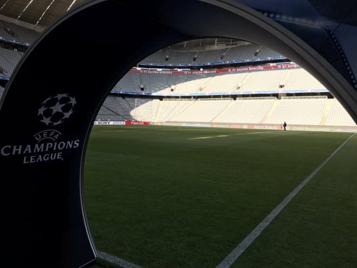 Champions League - Bayern Monaco vs Real Madrid, le formazioni ufficiali