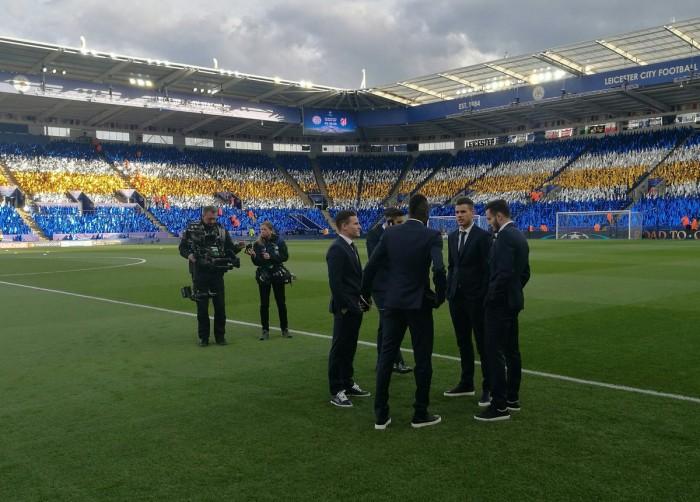 Champions League, Leicester - Atletico Madrid: le formazioni ufficiali