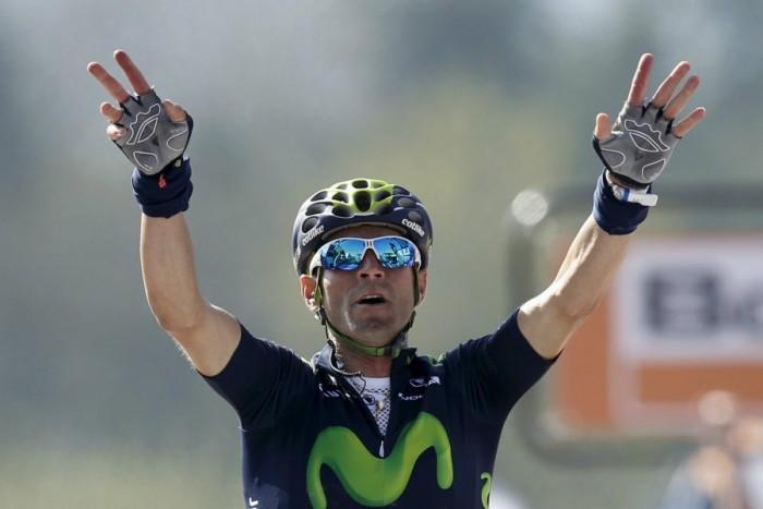 Freccia Vallone - Eterno Valverde, domato per la quinta volta il muro di Huy