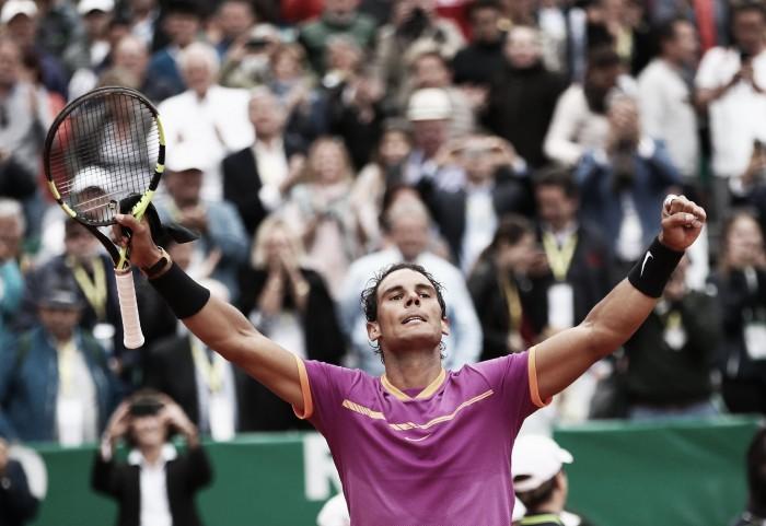 ATP Montecarlo - Murray in volata, Nadal a due facce