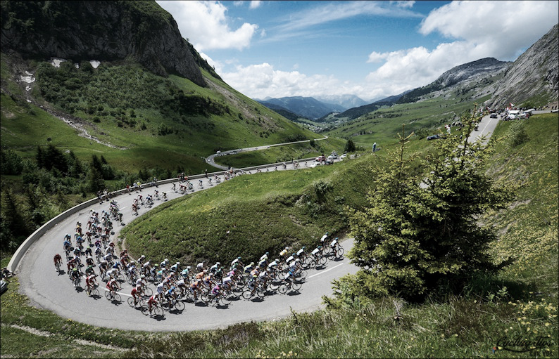 Resultado Critérium du Dauphiné Libéré: 1ª etapa