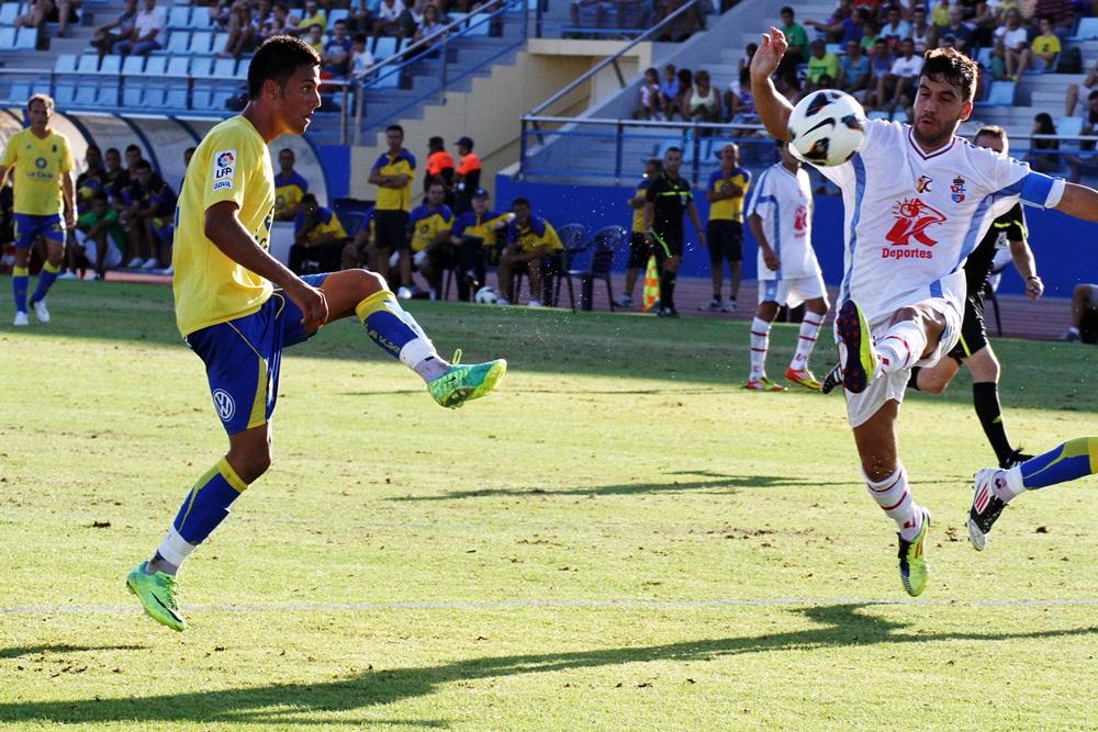 Cristian Herrera continúa su idilio con el gol
