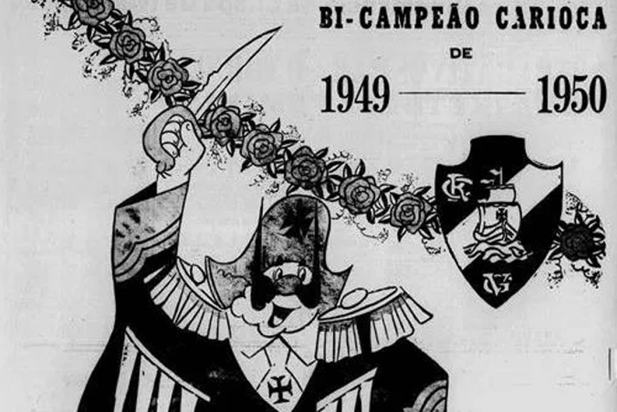 Recordar é viver: Vasco atropela Madureira na campanha do bicampeonato Carioca