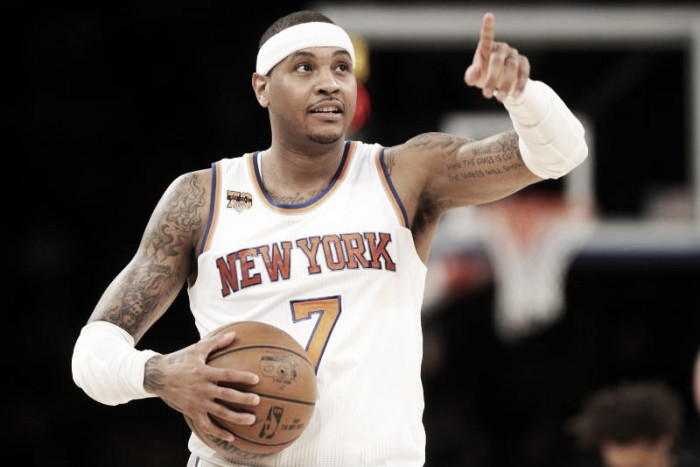NBA, Carmelo Anthony ai Thunder. A New York Kanter e McDermott