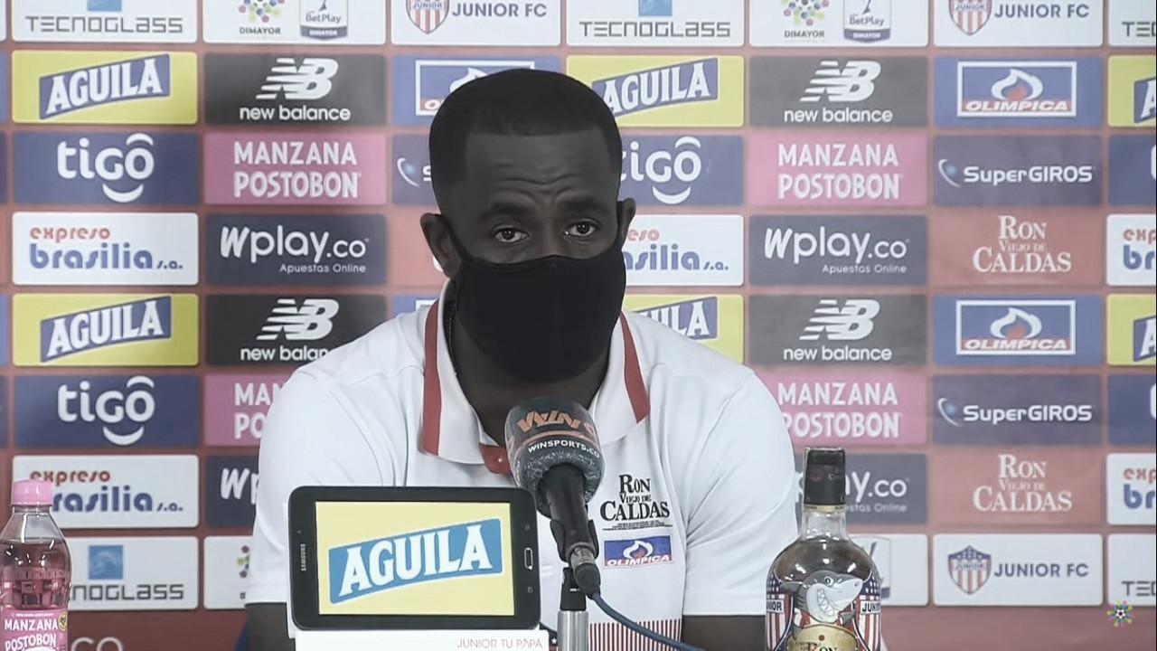 """Carmelo Valencia: """"No fuimos lo suficientemente precisos"""""""