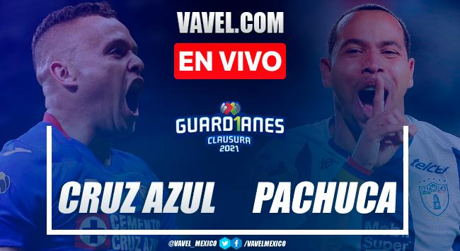 Gol y resumen del Cruz Azul 1-0 Pachuca en Semifinal Liga MX 2021