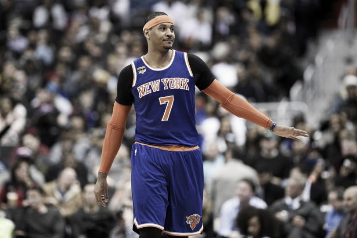 NBA, Carmelo Anthony a un passo dagli Oklahoma City Thunder