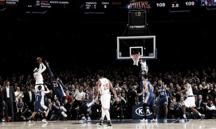 NBA, Miami affossa i Pacers. Anthony salva New York contro i Sixers