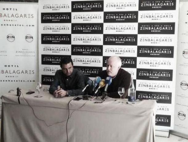 """Ismael Díaz Galán: """"Es un partido a vida o muerte para los dos"""""""