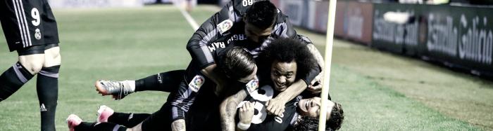 Celta de Vigo - Real Madrid: puntuaciones del Real Madrid, jornada 21 de La Liga