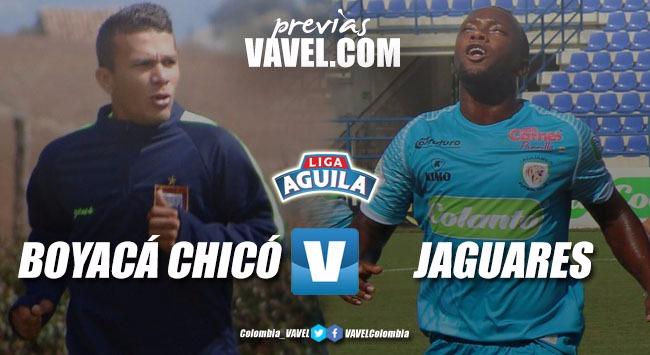 Previa Boyacá Chicó vs Jaguares de Córdoba: tres puntos para huir del descenso