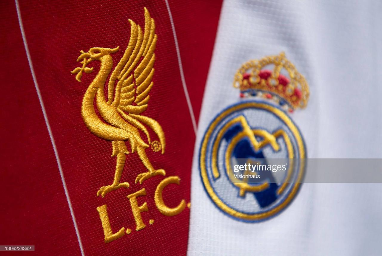 As it happened: Real Madrid 3-1 Liverpool