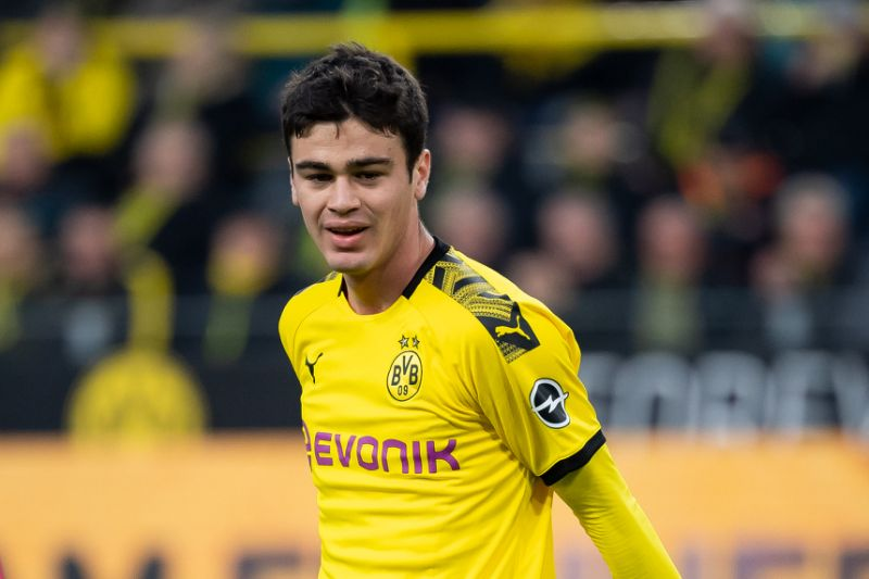 American Gio Reyna To Get Long Term Dortmund Deal