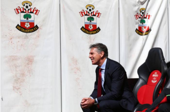 Claude Puel: ''Ha sido una decepción perder hoy''