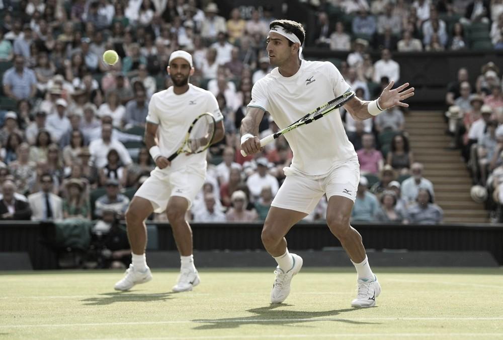 Em quase cinco horas, Cabal/Farah são campeões de Wimbledon sobre Mahut/Roger-Vasselin