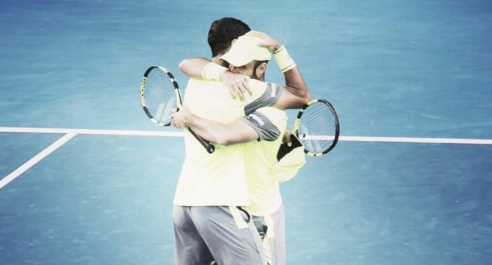 Cabal y Farah son finalistas del Australian Open