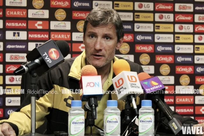 """Gabriel Caballero: """"Es importante que los jugadores tengan actividad"""""""