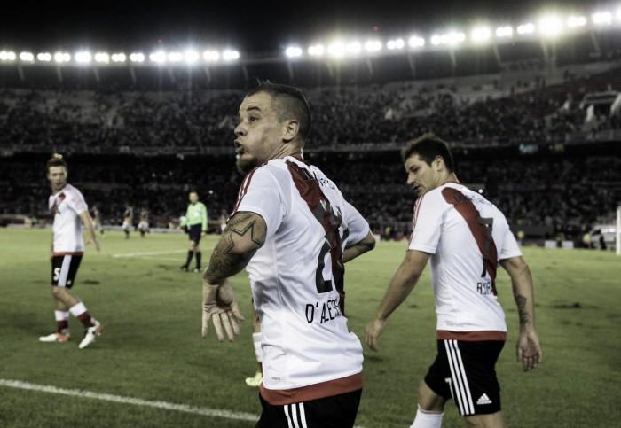 """D'Alessandro: """"El equipo de la Copa viene bien"""""""