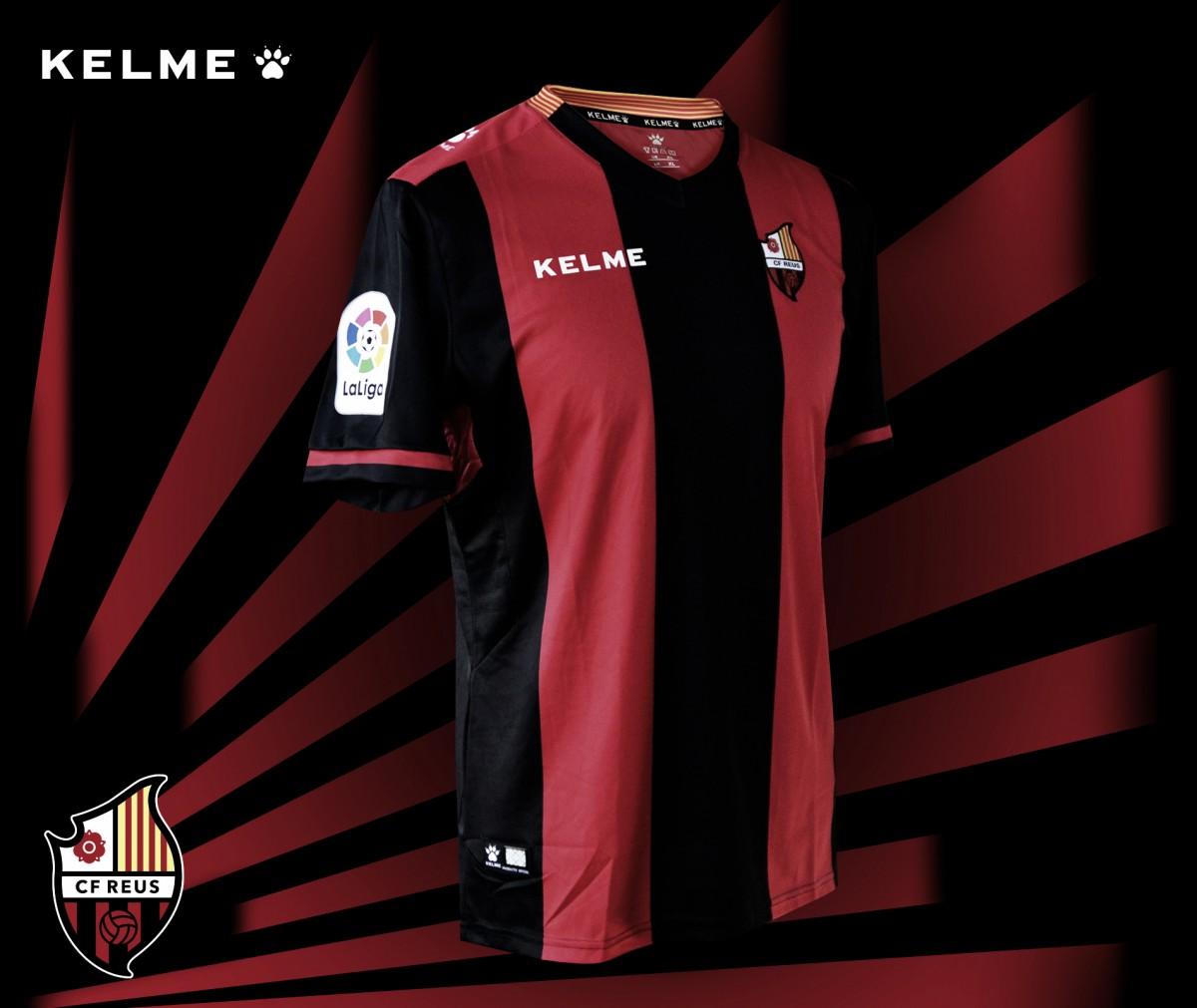Así luce la nueva equipación del CF Reus - VAVEL.com e2e9baf3939