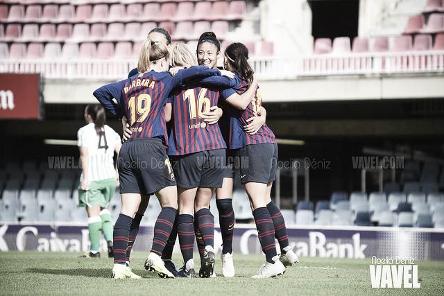Previa FC Barcelona vs. Atlético de Madrid: el Clásico femenino se juega en el Mini