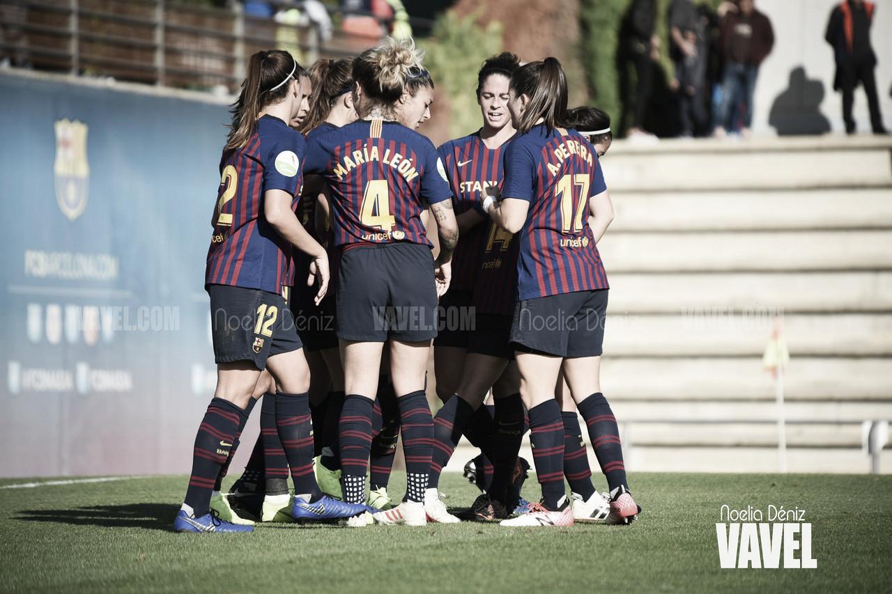 Previa FC Barcelona Femenino vs. Madrid CFF: Con el pleno en mente