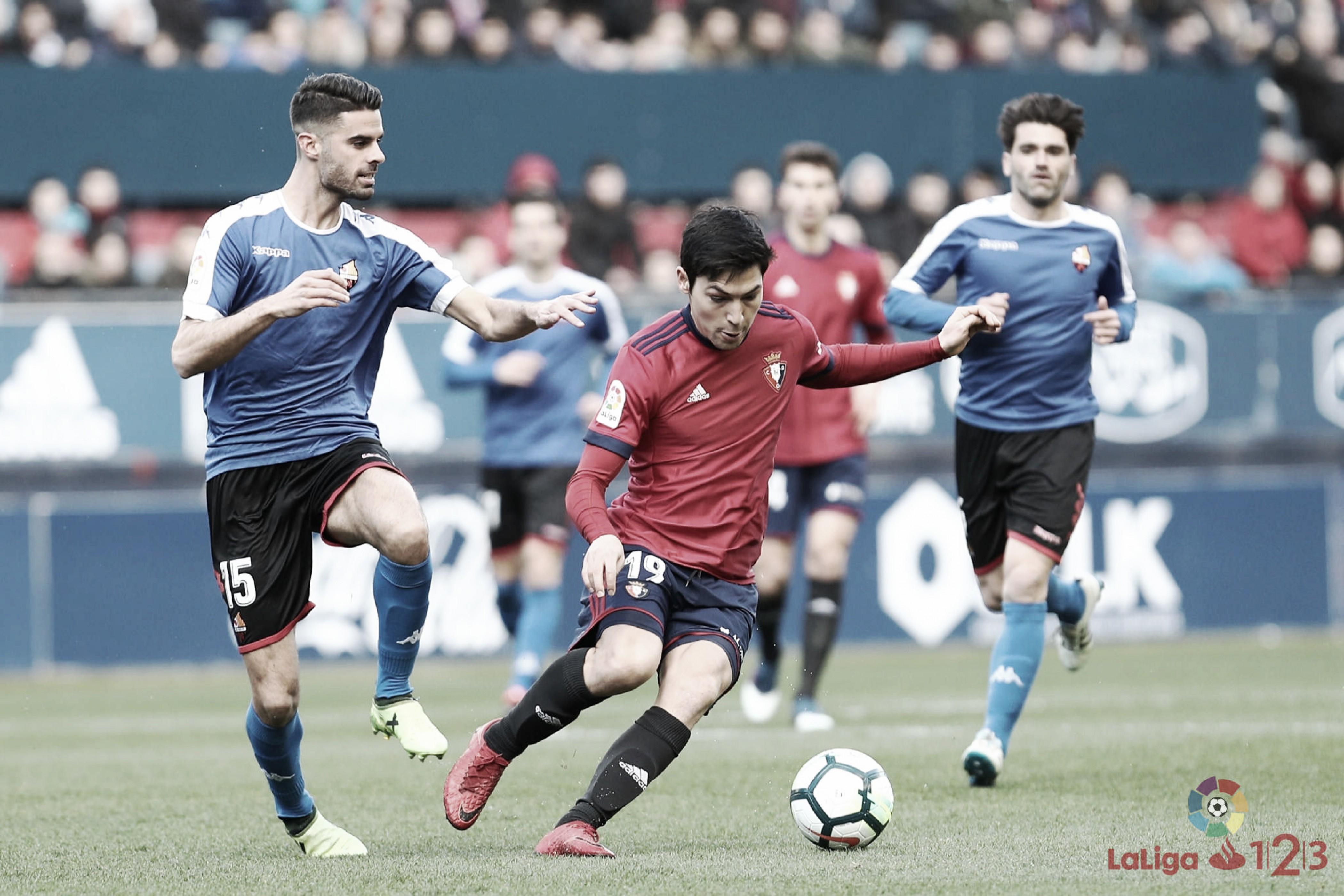 Previa CA Osasuna - CF Reus: a Pamplona sin nada que perder