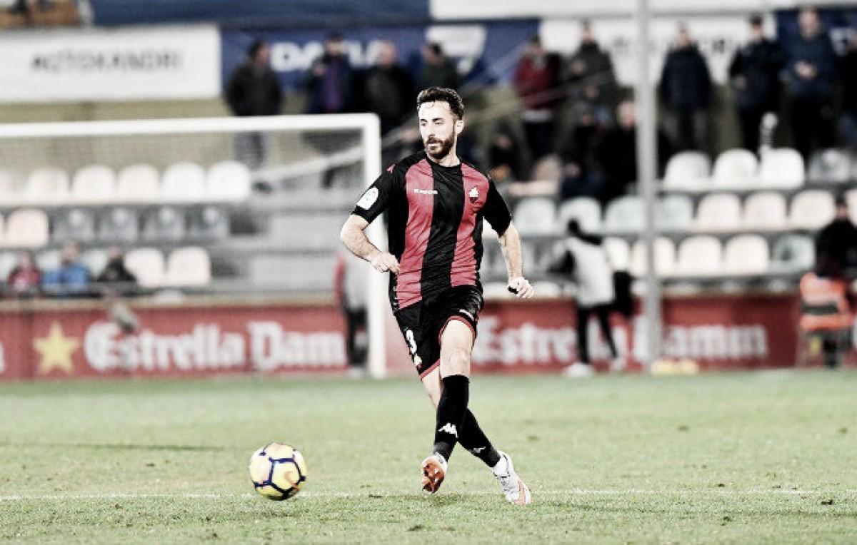 Álex Menéndez no seguirá en el CF Reus