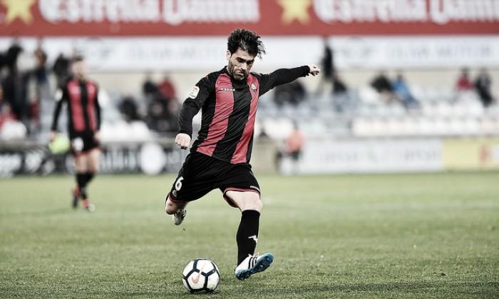 Vítor Silva, elegido el mejor frente al Lorca según la afición